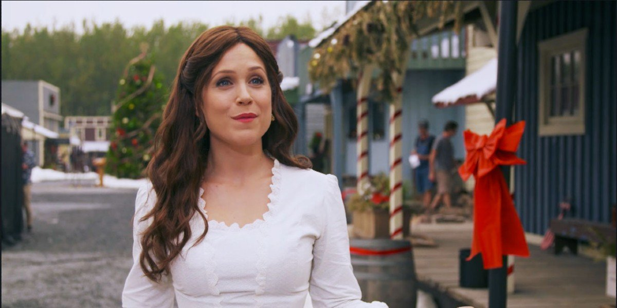 Erin Krakow in When Calls the Heart