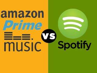 Amazon Prime Music vs  Spotify: Music Services Compared