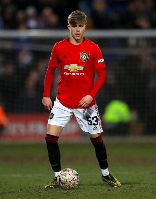 Tranmere Rovers v Manchester United – FA Cup – Fourth Round – Prenton Park