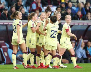 Aston Villa v Arsenal – FA Women's Super League – Villa Park