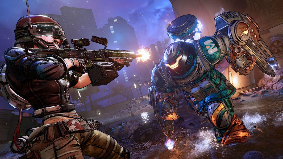 Hands-on: Borderlands 3 is a bigger, smarter Borderlands 2 - PC Gamer