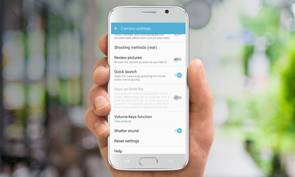 Samsung Galaxy S7 User Guide - Tips, Tricks and Hacks | Tom's Guide