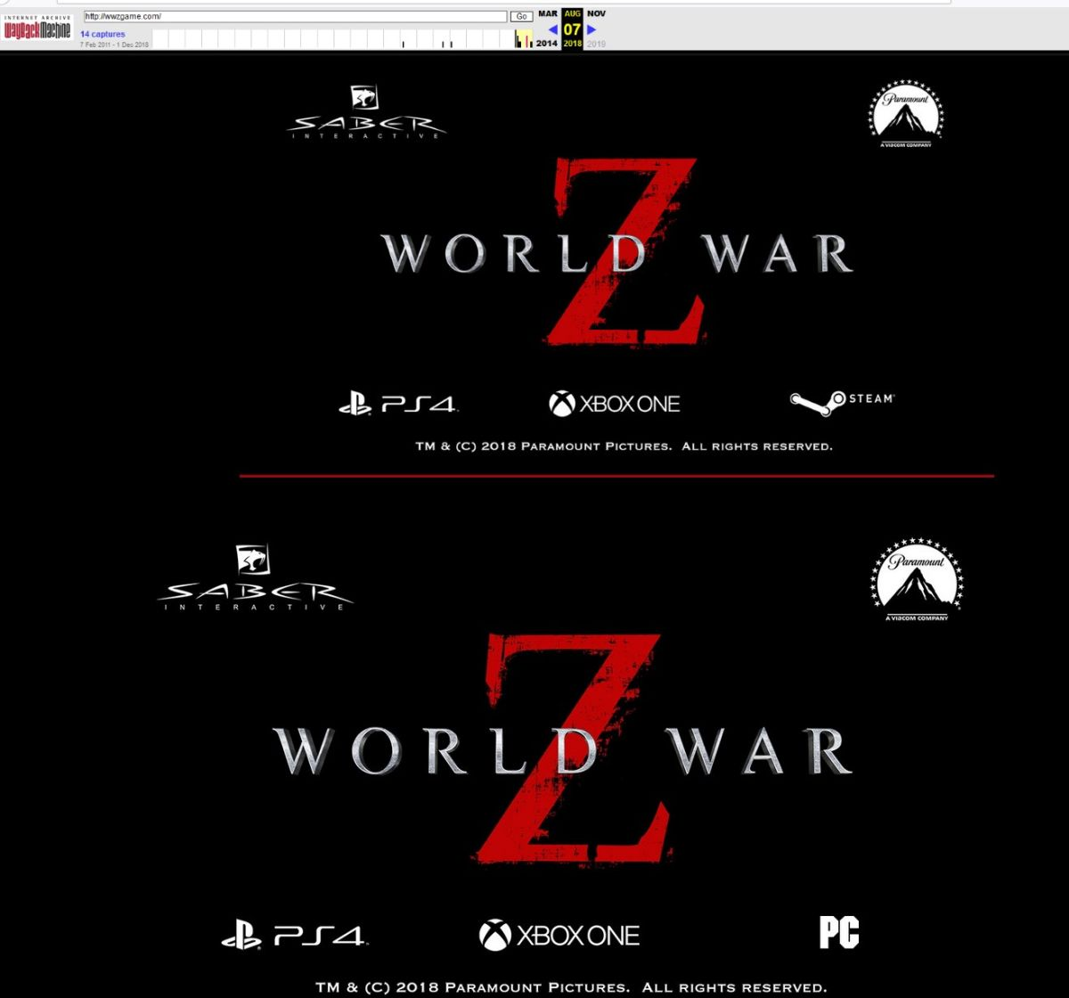World War Z is coming to the Epic Store | PC Gamer