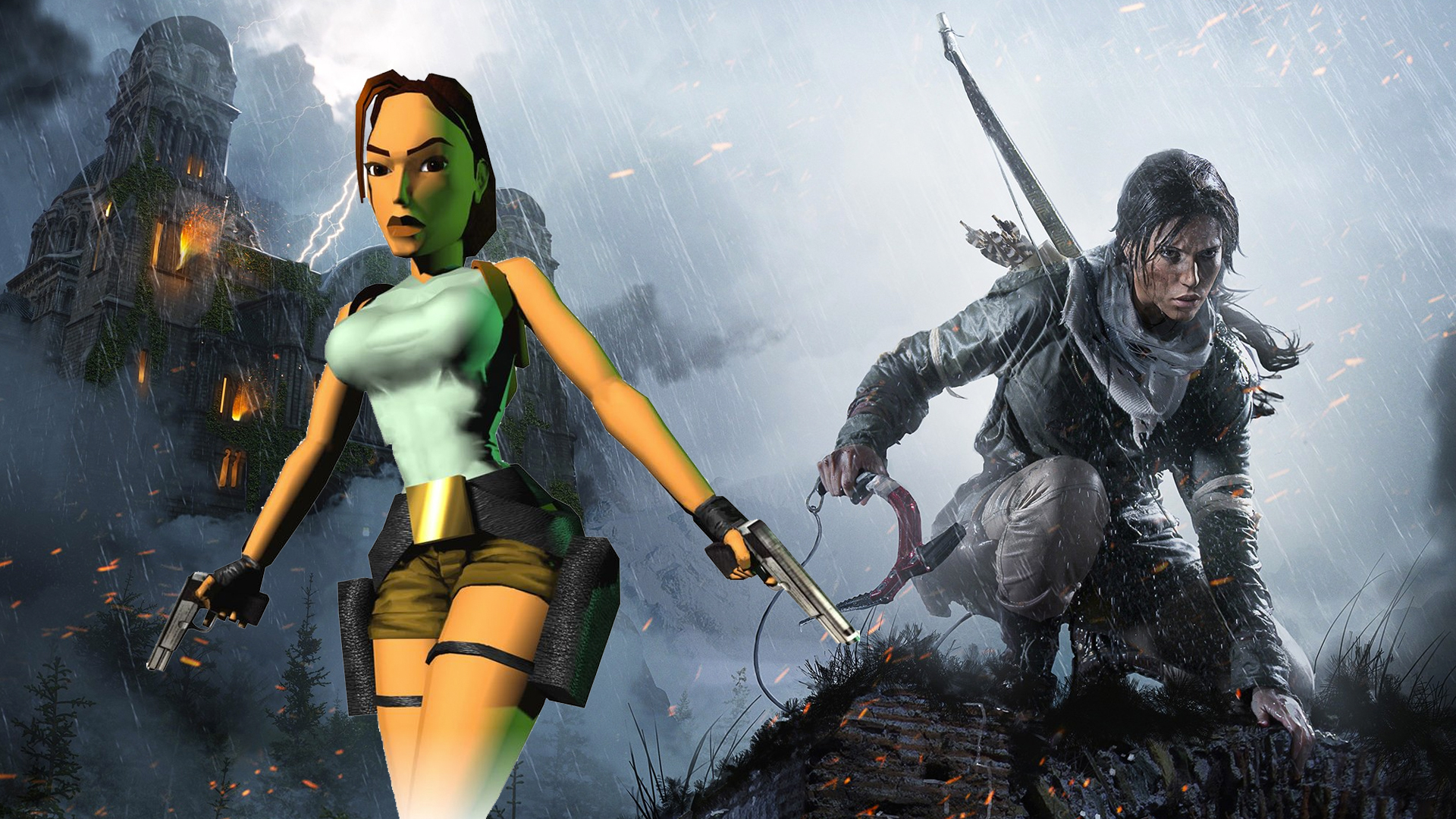 There S A New Tomb Raider Game But Not The One You Expected Or