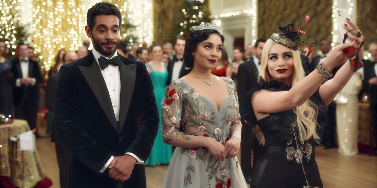 The Princess Switch 3: 6 Quick Things We Know About The Vanessa Hudgens Movie