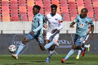 Pirates go top after victory over Chippa United
