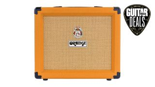 Looking for a new practice amp? Look no further with $30 off an Orange Crush 20 this Prime Day