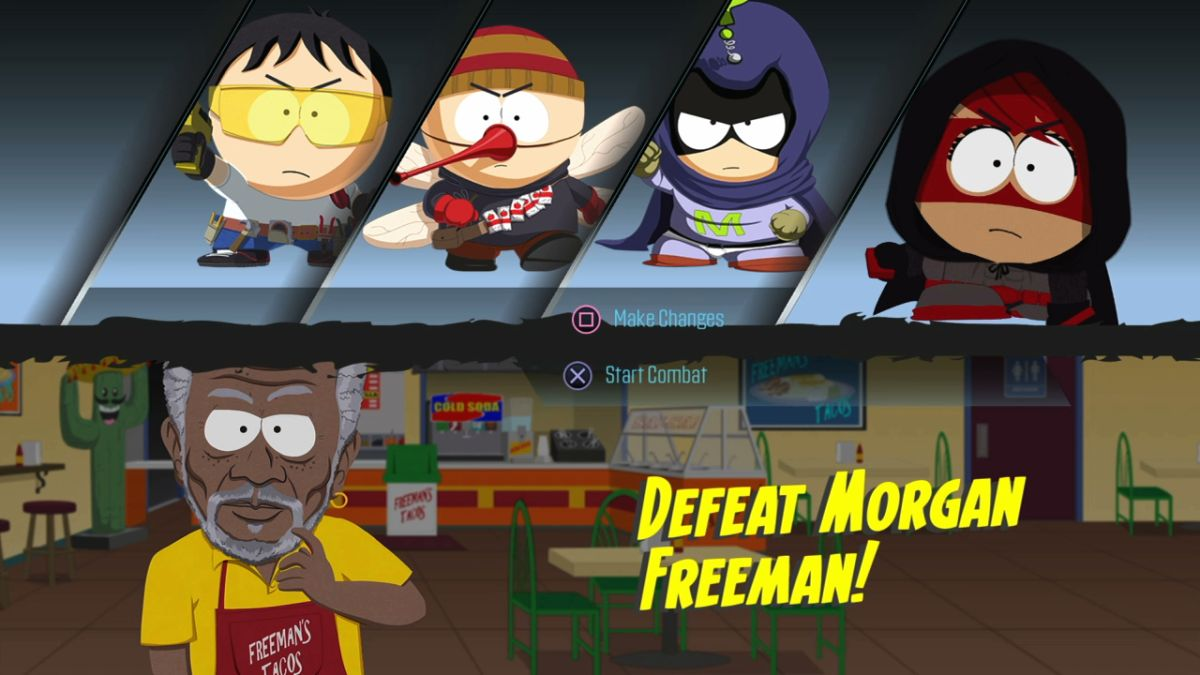 South Park: The Fractured But Whole - How to fight and beat