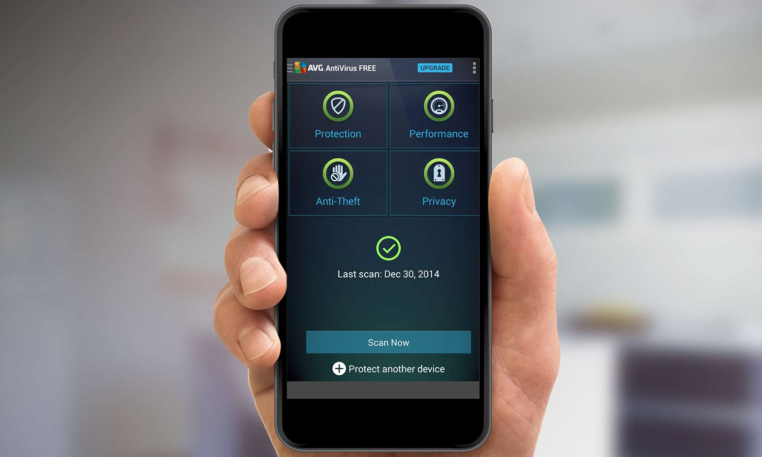 AVG AntiVirus Pro for Android Review - Android Antivirus