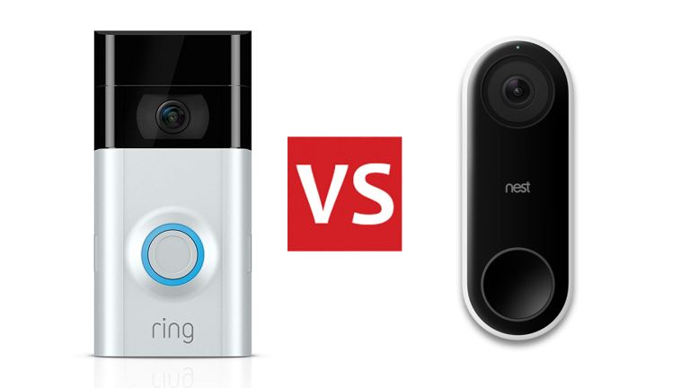 Ring Video Doorbell 2 vs Nest Hello