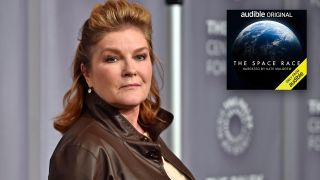 "Kate Mulgrew, star of ""Star Trek: Voyager"" and ""Orange Is The New Black,"" narrates the historical events behind humanity's race to the moon."