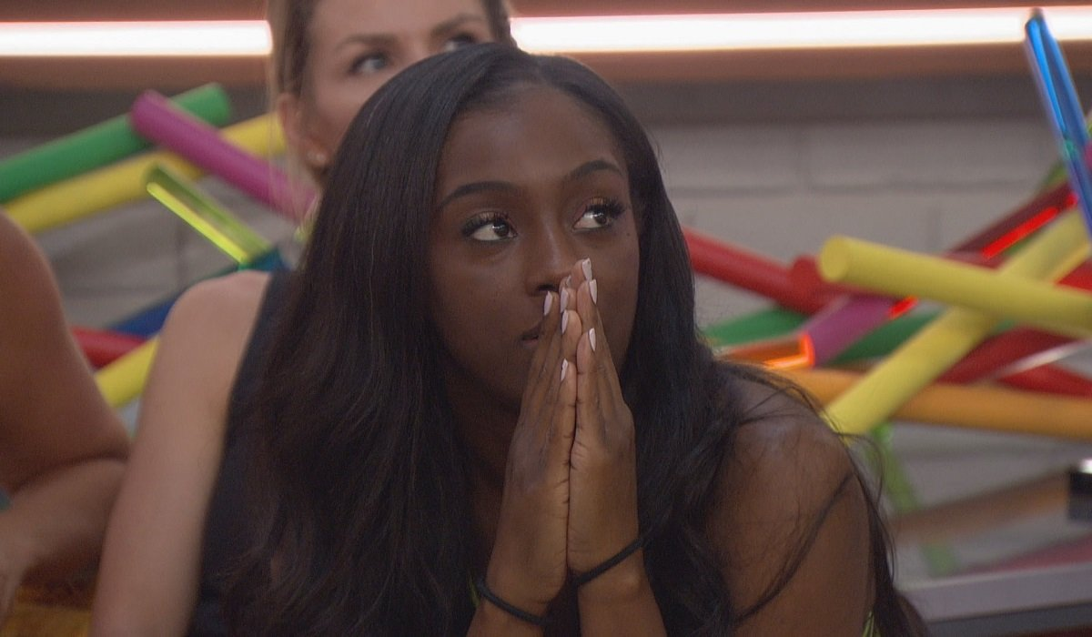 Davonne Big Brother All-Stars CBS