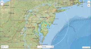 Delaware Earthquake