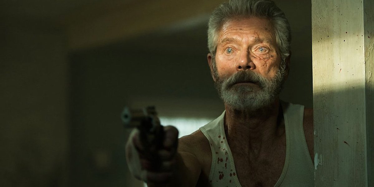 Stephen Lang as The Blind Man in Don't Breathe