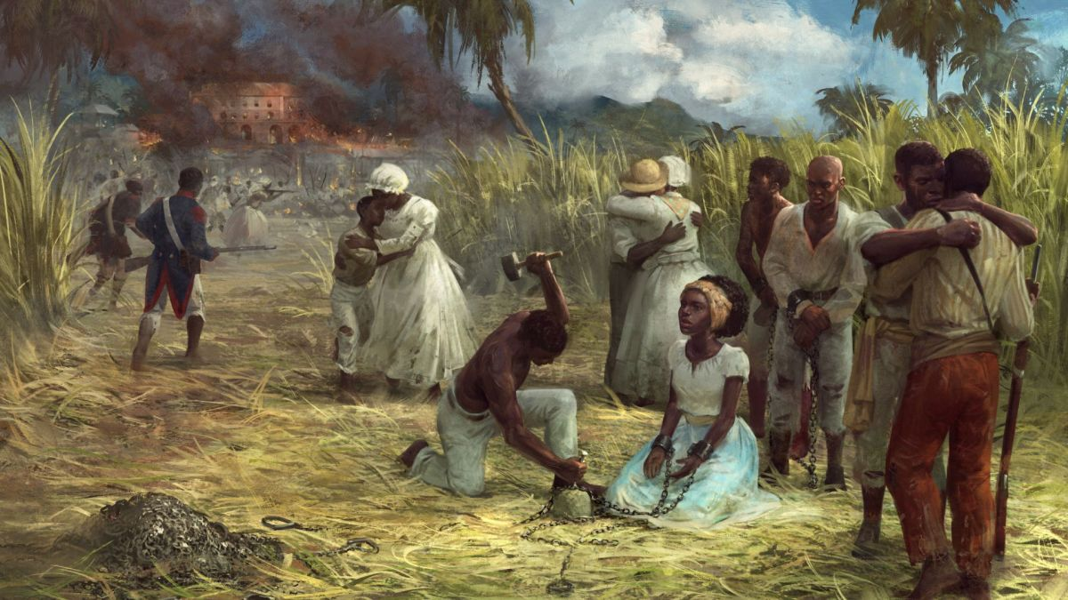 Victoria 3 devs on handling slavery in a historical strategy game