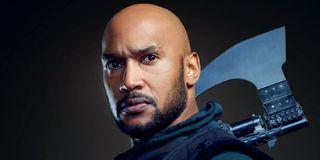 "Henry Simmons as Alphonso ""Mack"" Mackenzie for Agents of S.H.I.E.L.D."