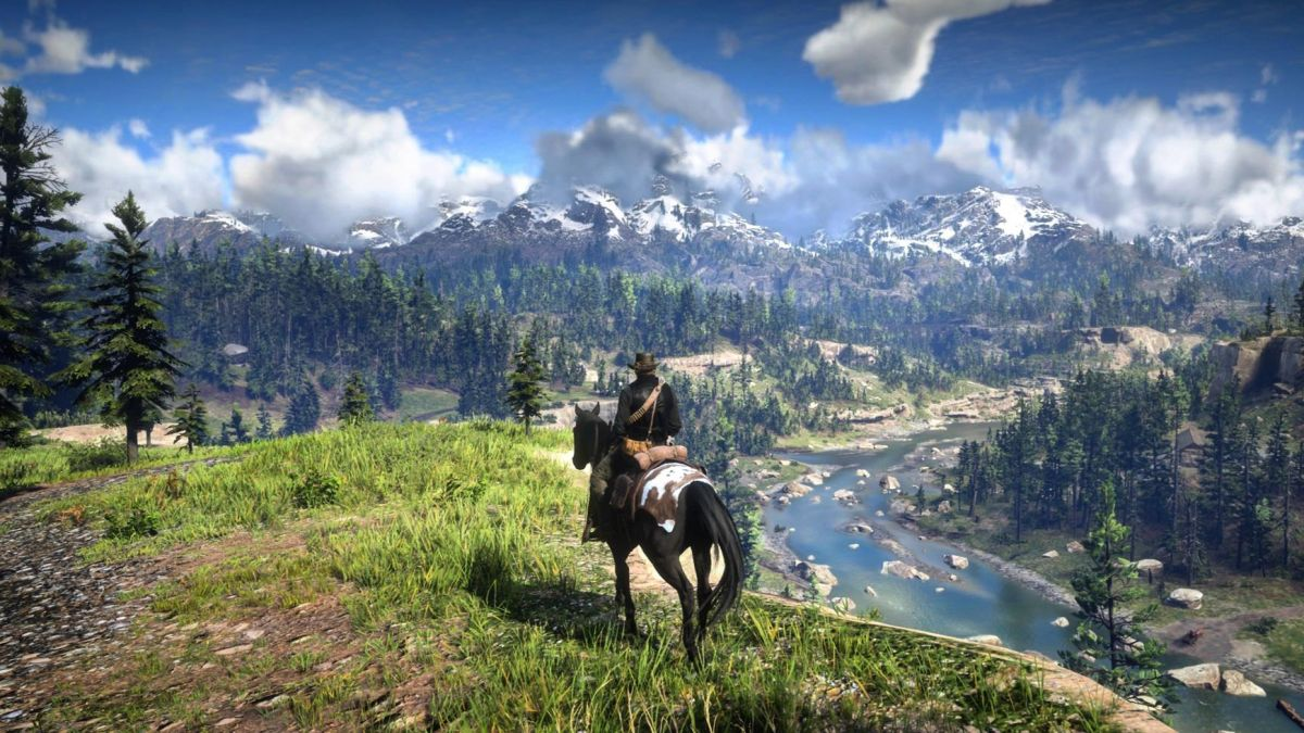 Red-eye redemption: how RDR2 inspired a posse of in-game photographers