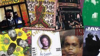 Best Hip Hop vinyl sleeves