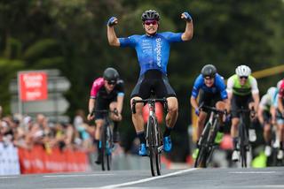 Jensen Plowright (Team BridgeLane) wins 2021 Melbourne to Warrnambool on race debut