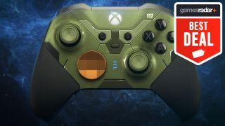 Halo Infinite Xbox Elite Series 2 controller