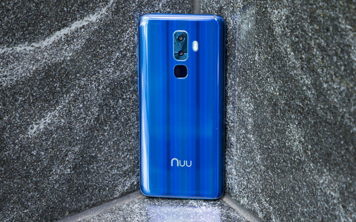 Nuu Mobile G3 - Full Review and Benchmarks | Tom's Guide