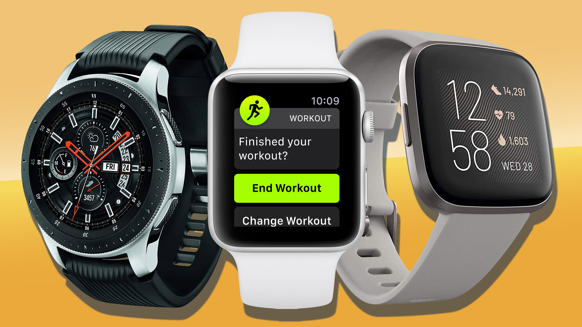 Best Smartwatch For Iphone 2021 Apple Watch Wear Os Tizen And More Techradar