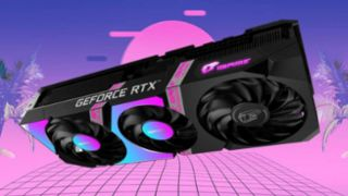 Colorful rtx 3060 ti GPUs