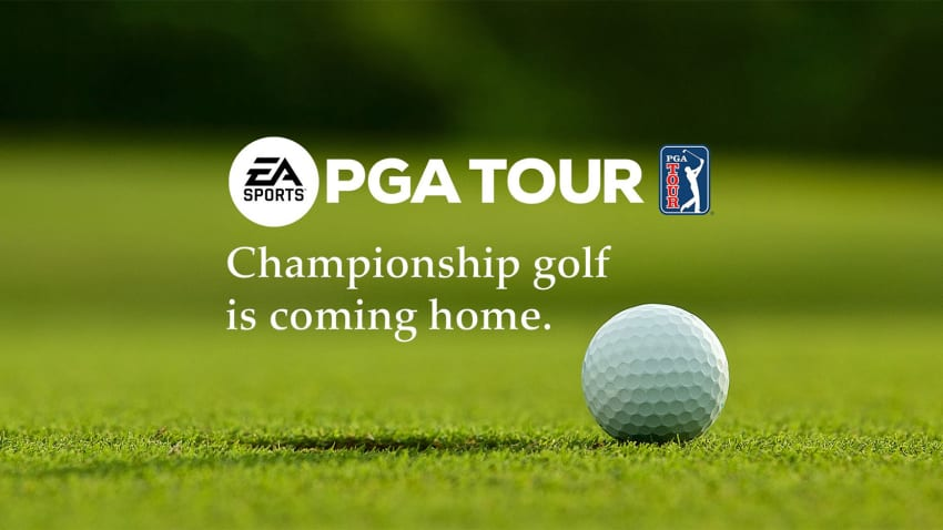 EA is making a new PGA Tour game