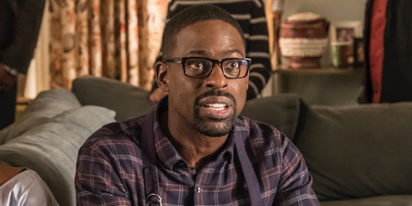Randal excited this is us sterling k brown