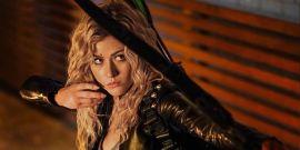 Arrow Vet Katherine McNamara Looks Pumped For Green Arrow's Return To Arrowverse On The Flash Season 8