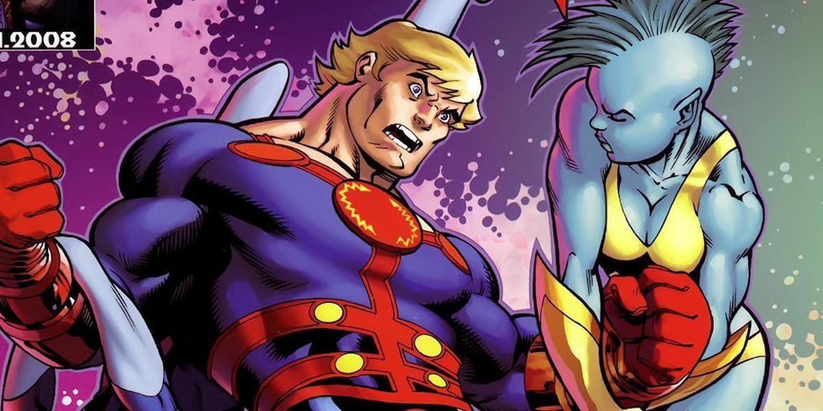The Eternals comics