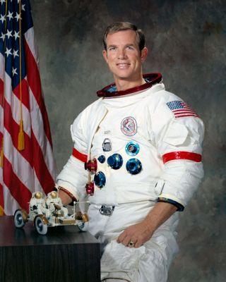David Scott - Apollo 15