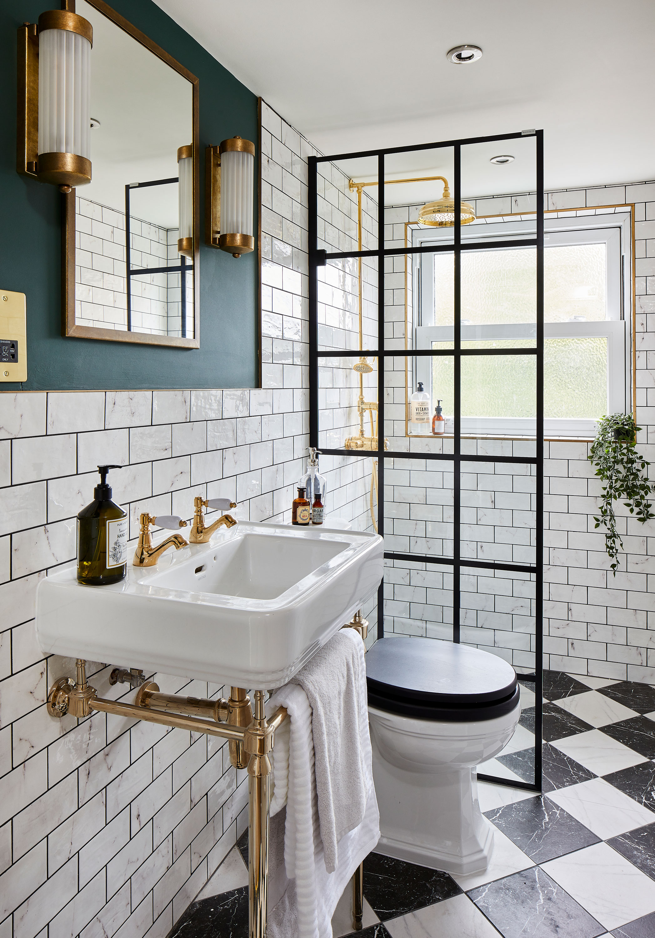 Our 20 most pinned Pinterest bathrooms of 20   Real Homes