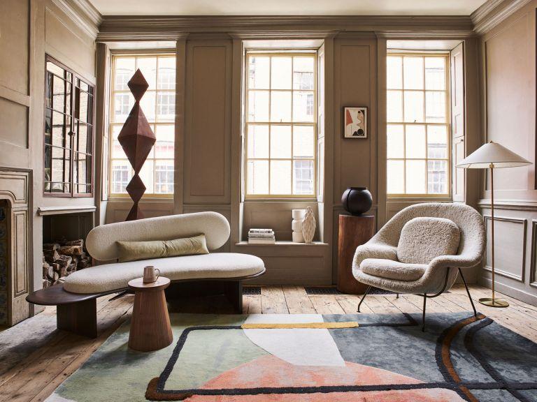 Living room - looks designers avoid