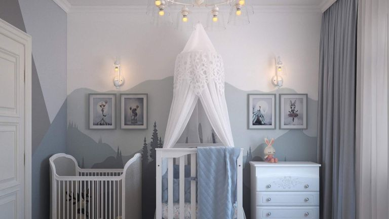 The best paints for kids' rooms
