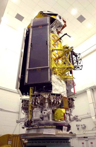 Delta 2 Rocket to Launch Earth Weather Probe