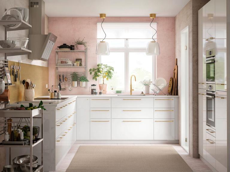 Ikea kitchen storage ideas