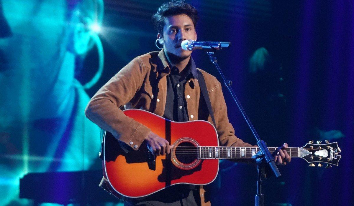 Arthur Gunn Singing American Idol ABC