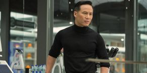 Jurassic World: Dominion's BD Wong Shares Reaction To Reuniting With Jeff Goldblum And The OG Stars
