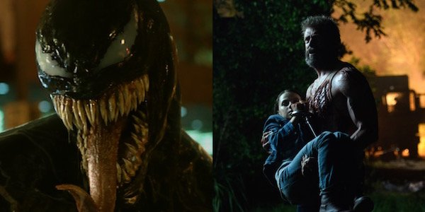 Venom and Logan