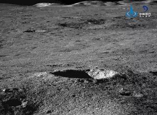 China's Chang'e 4 Moon Lander, Yutu 2 Rover Awake for 4th Lunar Workday