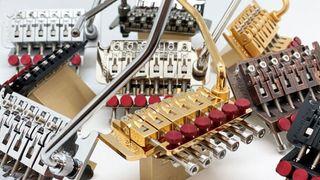 Floyd Rose 40th Anniversary tremolo system