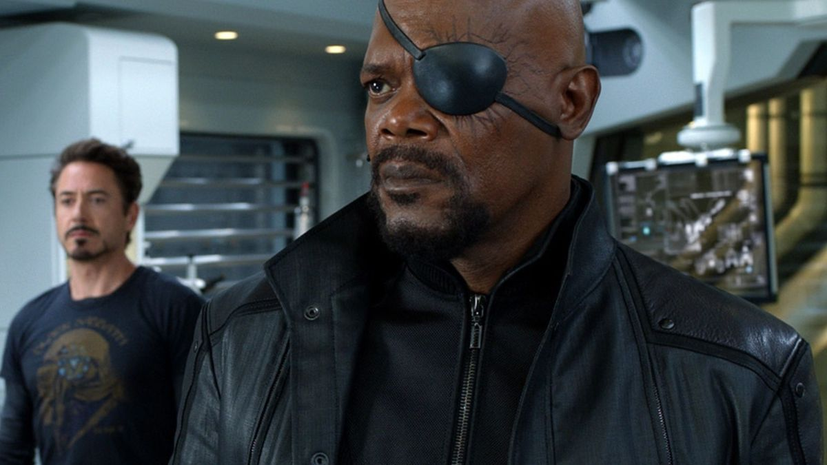The best apology ever? Here's the unbelievable way Samuel L. Jackson was cast as Nick Fury