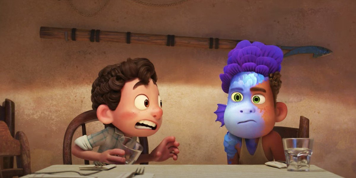 Pixar's Luca: 5 Quick Things We Know About The Animated Movie