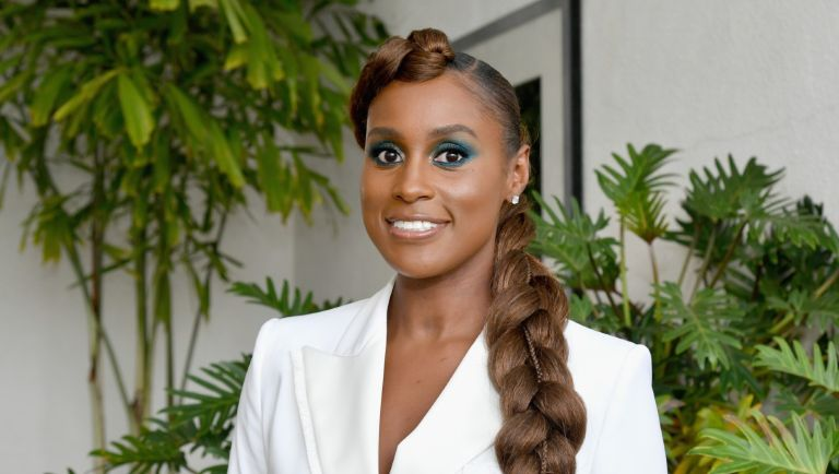 Issa Rae attends the 2019 Women In Film Annual Gala Presented by Max Mara with additional support from partners Delta Air Lines and Lexus at The Beverly Hilton on June 12, 2019 in Beverly Hills, California.