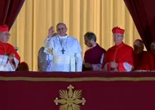 New pope Francesco, Francis I