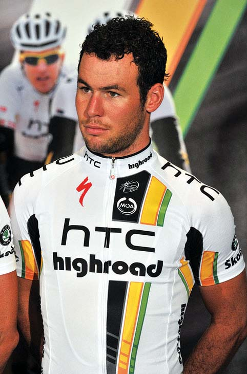 Mark Cavendish 2011