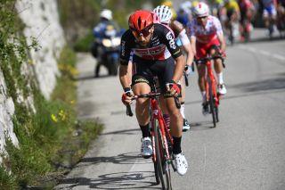 Paris Nice 2020 78th Edition 7th stage Nice Valdeblore La Colmiane 1665 km 14032020 Thomas De Gendt BEL Lotto Soudal photo Nico VereeckenPNBettiniPhoto2020