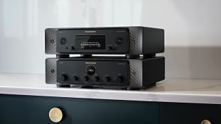 Marantz Model 30 integrated amp debuts a new look for the brand