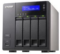 QNAP TS-119II TurboNAS QTS Windows 7